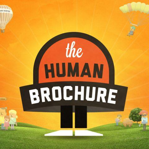 Human brochure