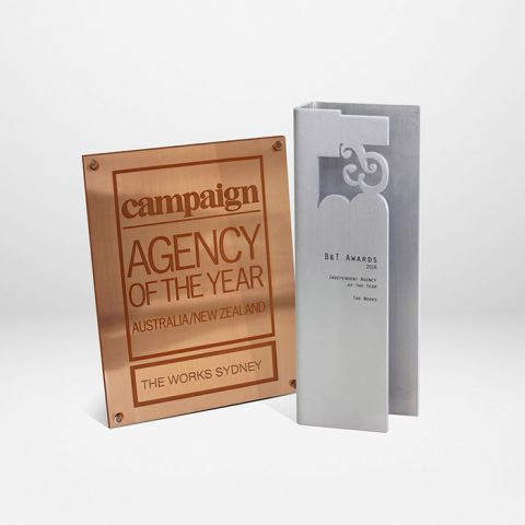 2016 Agency of the year wins