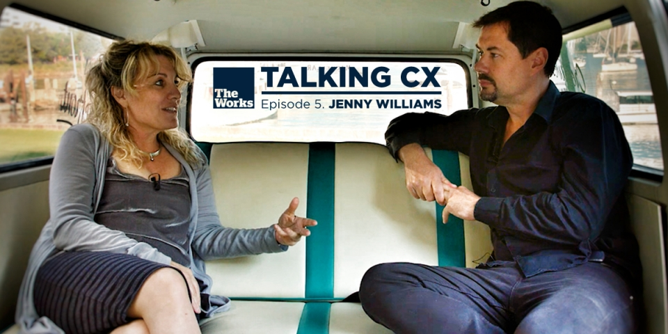 Talking CX with Jenny Williams