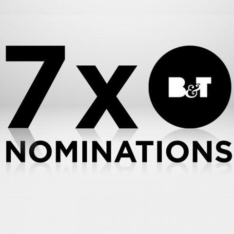 7 x B&T Awards.